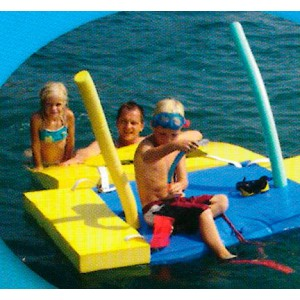 Offshore - C'est l'aventure avec KiKi, le maître-nageur !
